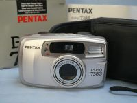 *BOXED-MINT* Pentax ESPIO 738S Camera Cased + Inst £12.99
